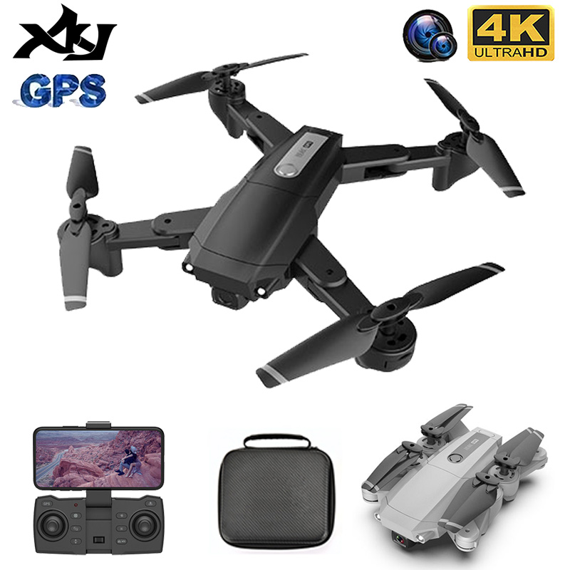 H8 RC Drone 5G WIFI Real Time Transmission  One Key Return To 4K HD Camera Professional Aerial Photography Quadcopter