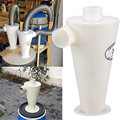 サイクロン集塵機分離器フィルター掃除掃除クリーナーフィルターツールプラスチック粉末ダスト抽出セパレーター