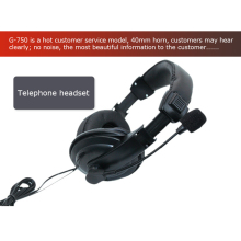 New Wired Gaming Headphone Business Bass Stereo 3.5mm Headset with Microphone for Computer PC Laptop Promotion Meeting oyk ok 8808 3 5mm wired stereo headband headphone w microphone white