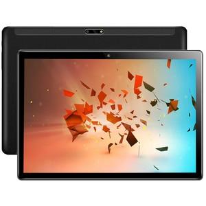 2020 Octa Core Планшеты пк 64 Гб (32 ГБ + карта памяти на 32 ГБ) Bluetooth Wi-Fi смартфон Android 9,0 10 дюймов планшетный ПК Dual SIM карты CE группа