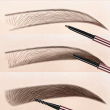 Pencil-Precise Makeup Eyebrow Blonde Definer O.TWO.O Triangle Long-Lasting Waterproof