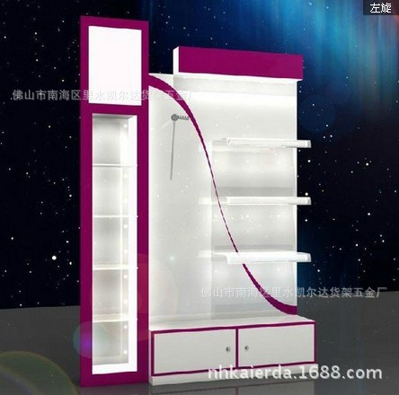 Foshan High-End Customizable Cosmetics Showcase-Seiko For Making All Types Of Cosmetic Display Cabinet-Shopping Mall Makeup
