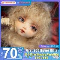 Ena 1/7 Fairyland Realfee BJD Dolls Resin SD Toys for Children Friends Surprise Gift for Boys Girls Birthday