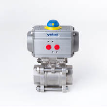 NAI-LOK Trust worthy Sanitary Pneumatic 1/4-4 Ball Valve of Clamp Connection page turners 4 trust