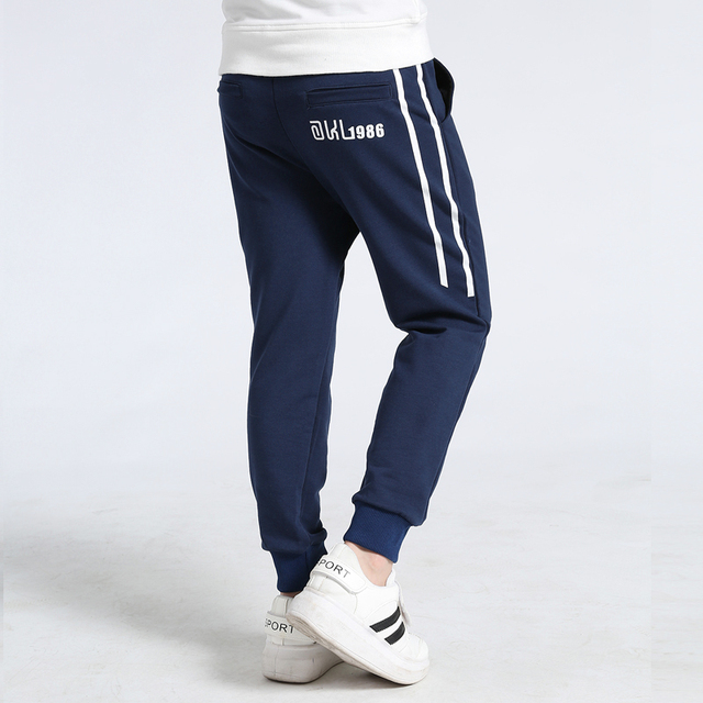 boys track pants 2020 autumn knitted soft loose pants for boys 4-8 8-12 years children pantalones baby trousers 4