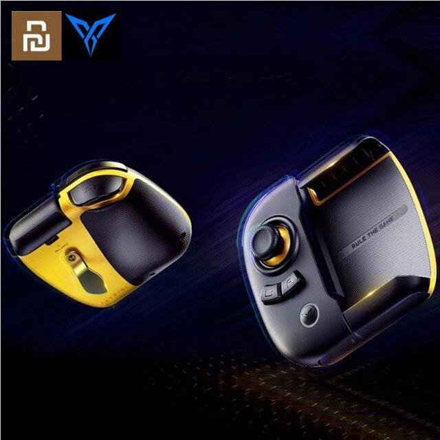 オリジナルyoupin flydigi WASP2ゲームハンドルワイヤレススマートfeizhiコントローラios android用iphonexs最大iphone 7プラス