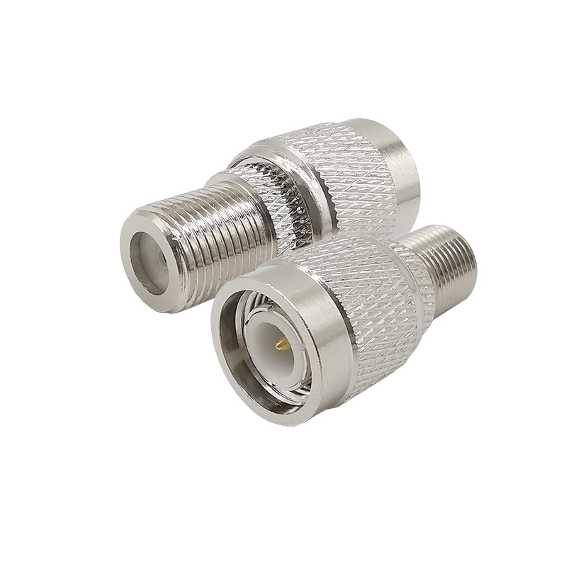 10 PCS USA Seller BNC Female to TNC Male Connector