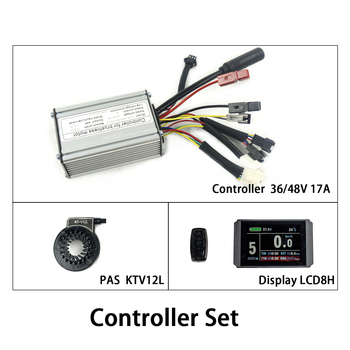 KT-LCD5 Waterproof Conversion Electric Scooter Meter Display For KT Controller
