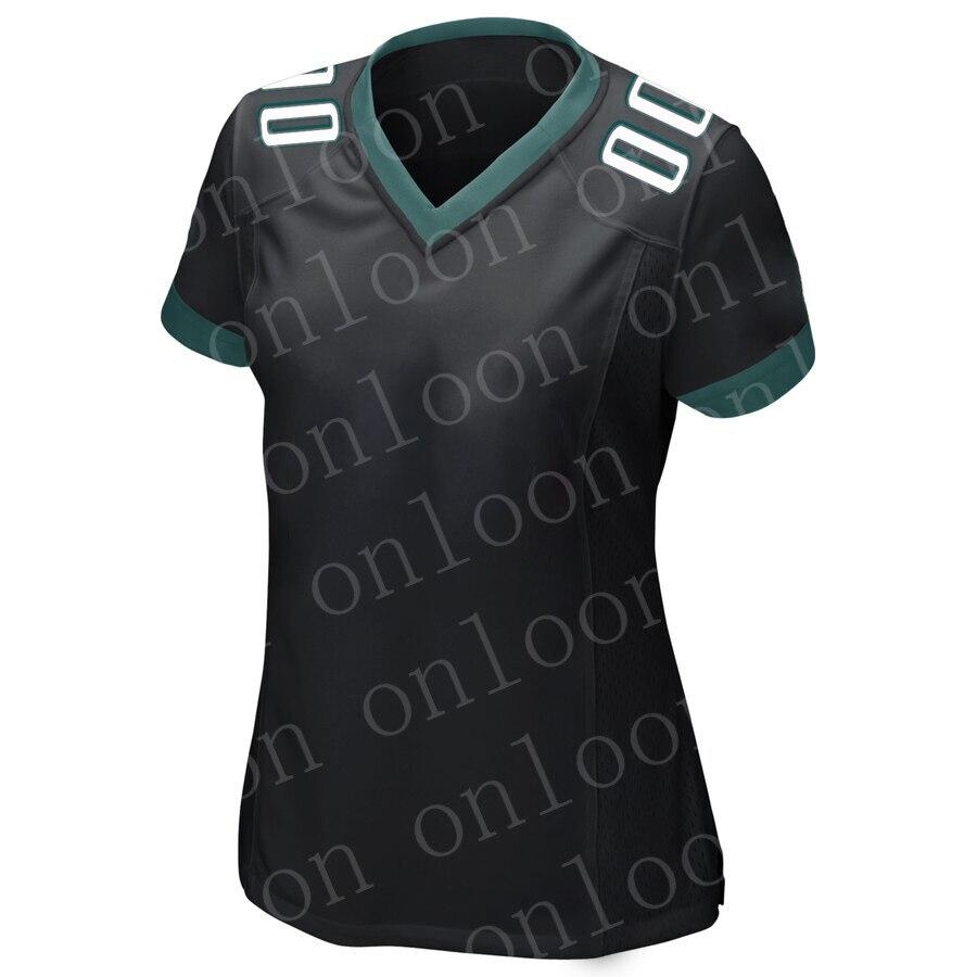 Womens 2020 Mens American Football Philadelphia Sport Fans Wear Carson Wentz Brian Dawkins Zach Ertz Reggie White Jerseys