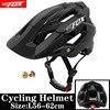 Batfox capacete de bicicleta preto fosco, capacete de ciclismo mtb mountain bike, tampa interna, capacete da bicicleta 21