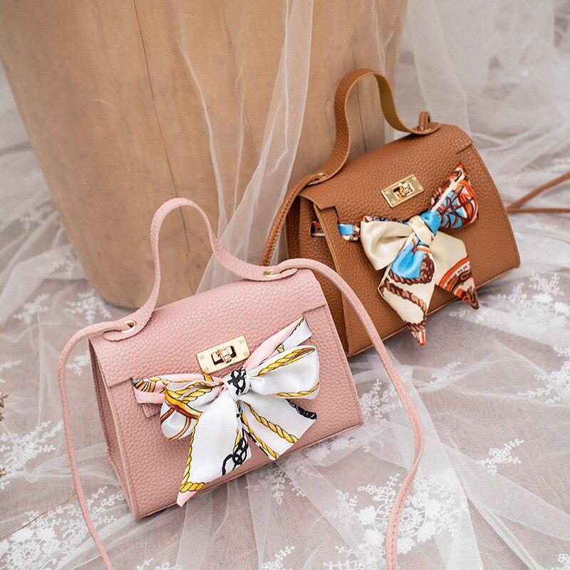 Mini Bag Women's 2020 New Summer Mini Messenger Bag Korean-Style Fashion Shoulder Bag Sweet Lady Phone Bag
