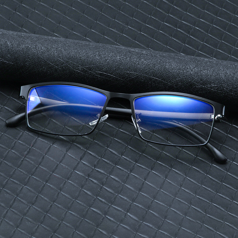 for Computer Eyeglasses Blaulicht Gaming Protection Blue Ray Goggles Anti Radiation Antiglare Men's Blue Light Blocking Glasses image