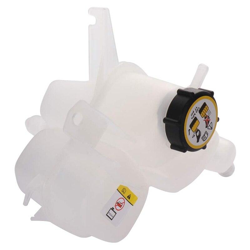 YL8Z8100AA réservoir d'eau de débordement d'expansion de liquide de refroidissement de moteur avec bouchon convient pour Ford Escape Mariner 2001-2006 3.0L 1L8Z8A080BB