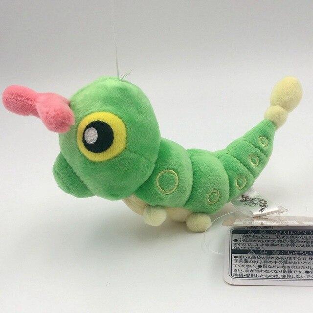 Peluche de Caterpie 24 cm Merchandising de Pokémon