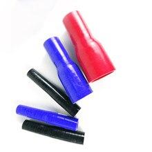 Id 13mm a 45mm mangueira de silicone redutor reto-redutor de redução de tubo tubo de ar boost intercooler