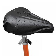 Bike-Accessories Saddle-Cover Bicycle-Seat Uv-Protector Rain-Resistant Outdoor Waterproof