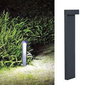 Image 3 - Délicate maison led pelouse lumière décoration led éclairage de jardin usine vente directe éclairage à LED Bollard étanche jardin pelouse lampe