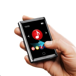 Image 2 - RUIZU M2 Bluetooth MP3 נגן מלא מגע מסך 8GB 16GB נייד אודיו נגן מוסיקה עם FM רדיו הקלטה ספר אלקטרוני נגן וידאו