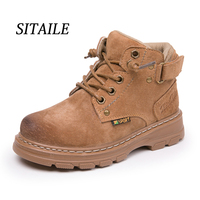 SITAILE Cotton padded Shoes New Winter For Child Kid Girl Boy Snow Boots Comfort Thick Antislip Short Boots Fashion