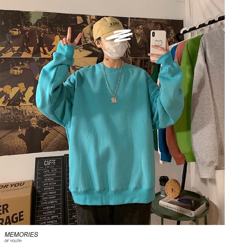 H7df1a18b9d39417fbeb8373ca3e590ef2 loose Korean style plus size sweatshirt winter clothes streetwear women 2020 new fashion plus velvet oversize harajuku hoodie