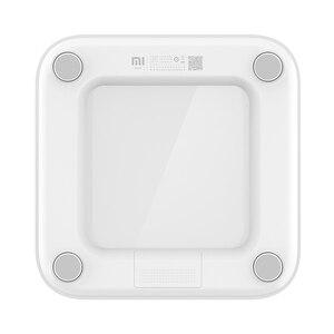 Image 2 - 2019 ใหม่ Xiaomi เครื่องชั่งน้ำหนัก 2 BALANCE สุขภาพ Bluetooth 5.0 เครื่องชั่งน้ำหนักดิจิตอลสนับสนุน Android 4.3 iOS 9 Mifit APP