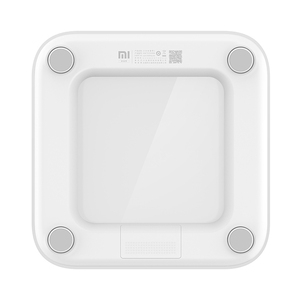 Image 2 - 2019 החדש Xiaomi חכם במשקל 2 בריאות איזון Bluetooth 5.0 דיגיטלי משקל סולם תמיכה אנדרואיד 4.3 iOS 9 Mifit אפליקציה