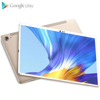 10.6 Inch phablet PC 10 Deco Core RAM GB ROM 64GB 128GB 4G LTE Phone Call 13MP Camera 2.4GHZ 5G Wifi tablet Android 8.0 tableta