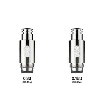 Rincoe Manto AIO – bobine de maille 0,15 ohm 0,3 ohm, 3 pièces/paquet, tête de noyau de remplacement pour Kit de cigarettes électroniques Jellybox /Manto