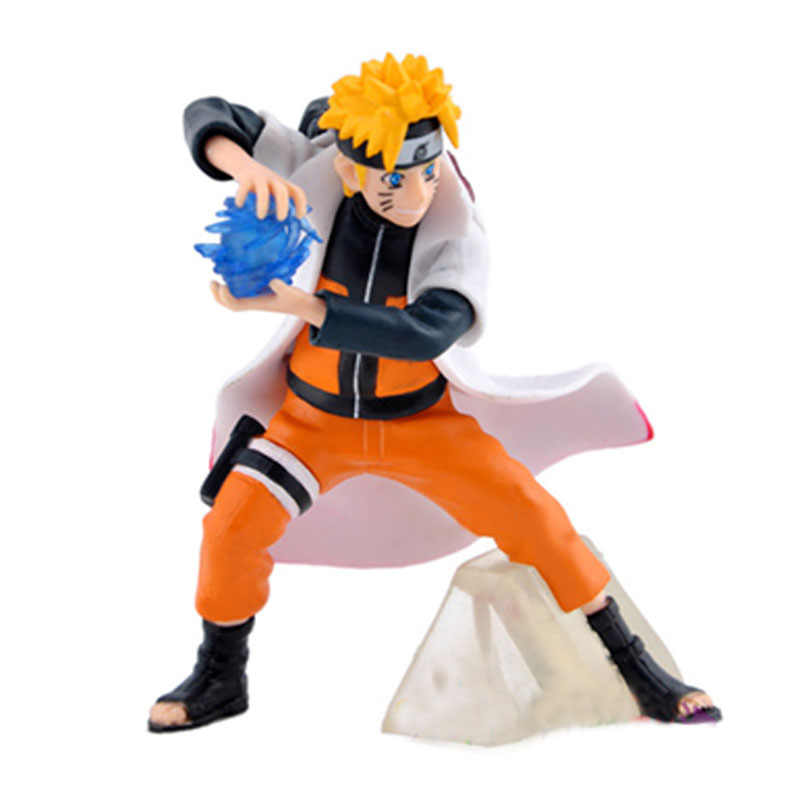 5 pièces/lot Naruto Figure japon Anime Hatake Kakashi Matou Sakura Uchiha Sasuke Uzumaki Action figurine Collection modèle enfants jouets