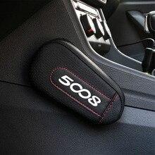 Car-Accessories Leg-Cushion Peugeot Armrest-Pad Comfortable Interior And 5008 Stylish
