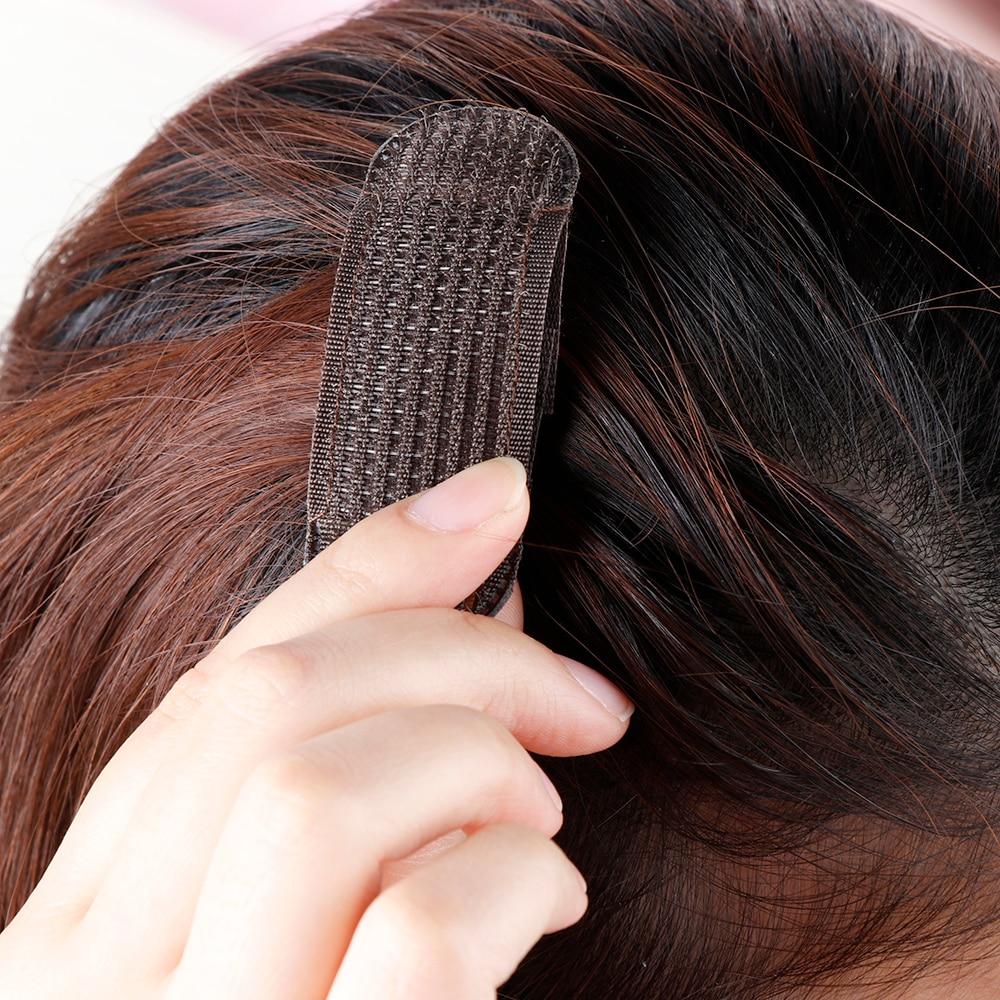 Details about  /Inserts Hair Clip Princess Hair Tools Invisible Hair Pins Breathable Bangs Mat