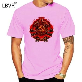Camisetas De CCCP de one yona para hombre, camisetas de la Revolución...