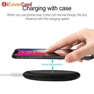 Image 3 - Draadloze Oplader Voor Samsung Galaxy J4 J4 + J6 J6 + + Plus J8 2018 J2 Pro 2018 J2 J4 core Opladen Pad Qi Ontvanger Telefoon Accessoire