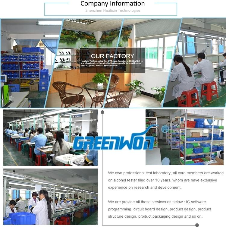 Алкотестер GREENWON 68S цифровой алкотестер с брелком высокое качество Алкотестер спирт метр