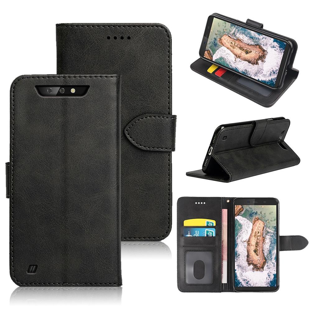 Roemi para blackview bv5500 bv5500 pro bv5500 além de capa de couro de telefone resistente a riscos