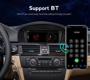 Image 3 - MEKEDE MSM8953 8 النواة الروبوت 10 4 + 64G 4G LTE سيارة مشغل وسائط متعددة ل BMW 5 سلسلة E60 E61 E62 E63 3 سلسلة E90 E91 CCC/CIC