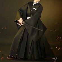 Аниме комикс демон убийца: Kimetsu no Yaiba костюмы для косплея Tokitou Muichirou косплей костюм для мужчин кимоно косплей одежда Униформа