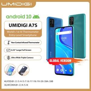 Pre-Sale UMIDIGI A7S Smart Phone 6.53