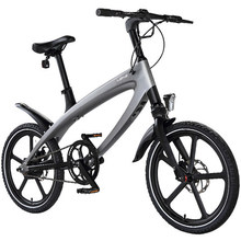 Improve Electrical Bicycle E-Bike Good lithium battery powered mountain bike 20 inches 36V 5.8Ah 60km Plane aluminium physique