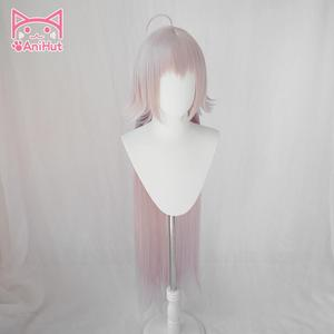 Image 2 - 【AniHut】Alter Jeanne dArc Wig Game FGO Cosplay Wig Pink Version Fate Grand Order Cosplay Hair  Alter Jeanne dArc Women Hair