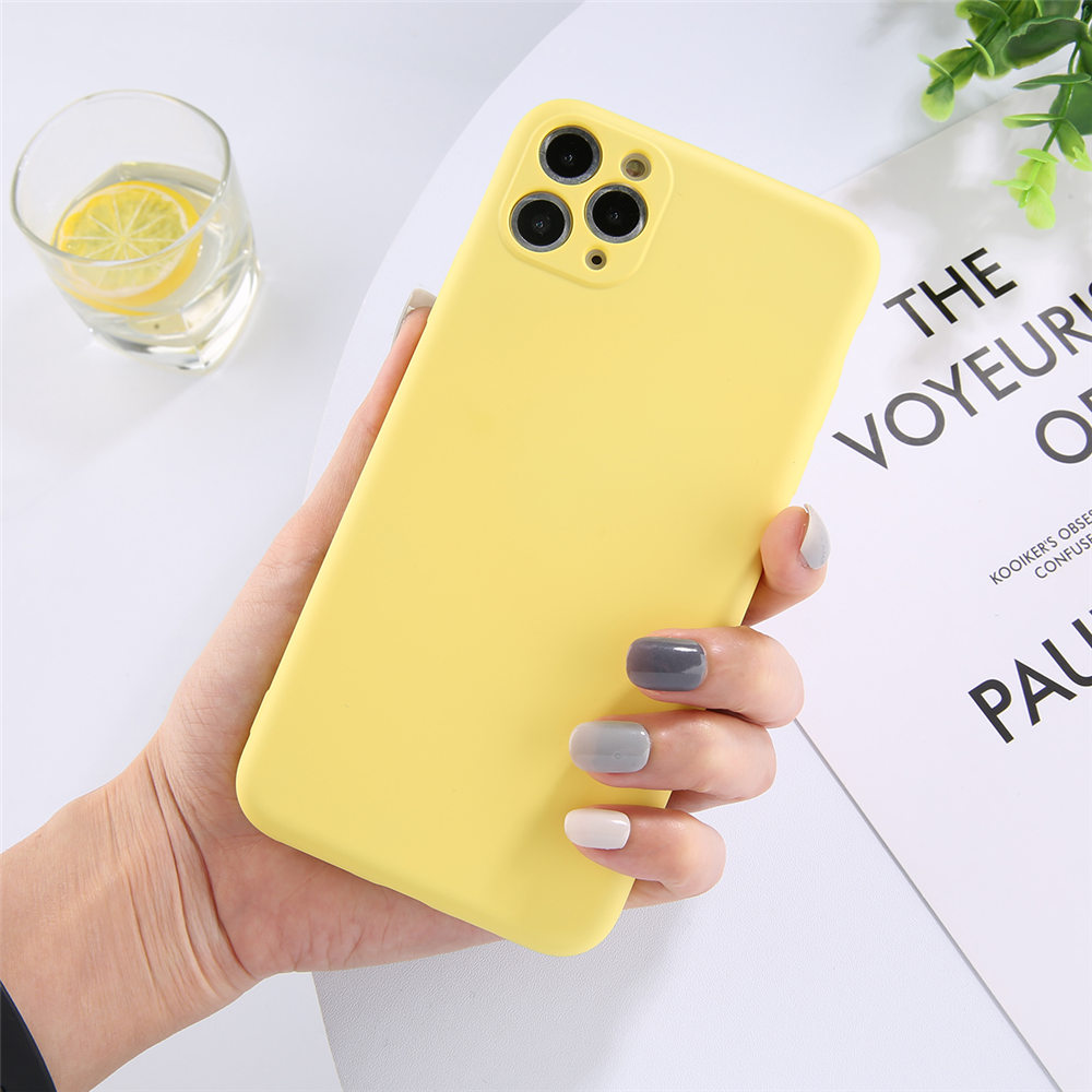 Candy Color Phone Case And Protective Shell Back Cover For Mobile Phones 14