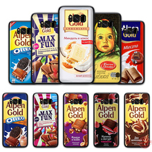 Alenka bar chocolate Soft Phone Case for Samsung A3 A5 A6 A7 A8 A9 J6 2018 S6 S7 Edge S8 S9 S10e Plus Note 8 9 10 Cases