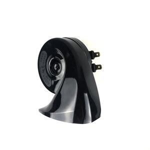 Image 2 - Claxon Universal para coche, 2 uds., altavoz de alarma de claxon, 105 115DB, piezas de diseño de coche, patente 2019, Super con enchufe Original