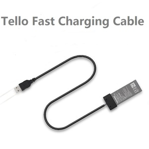 Image 1 - FOR DJI TELLO Battery Charging Cable For DJI TELLO USB Cable Port Battery Fast Charger Cable Drone Accessories
