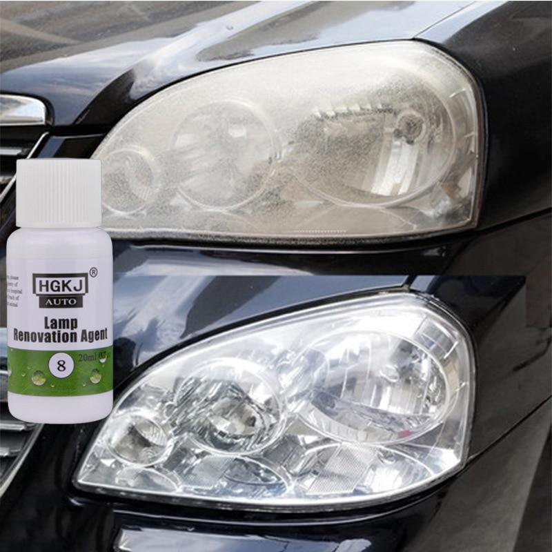 20ML HGKJ Car Headlight Repair Renovation Tool HGKJ-8-50ML Lamp Polishing Agent Universal Auto Care Tools