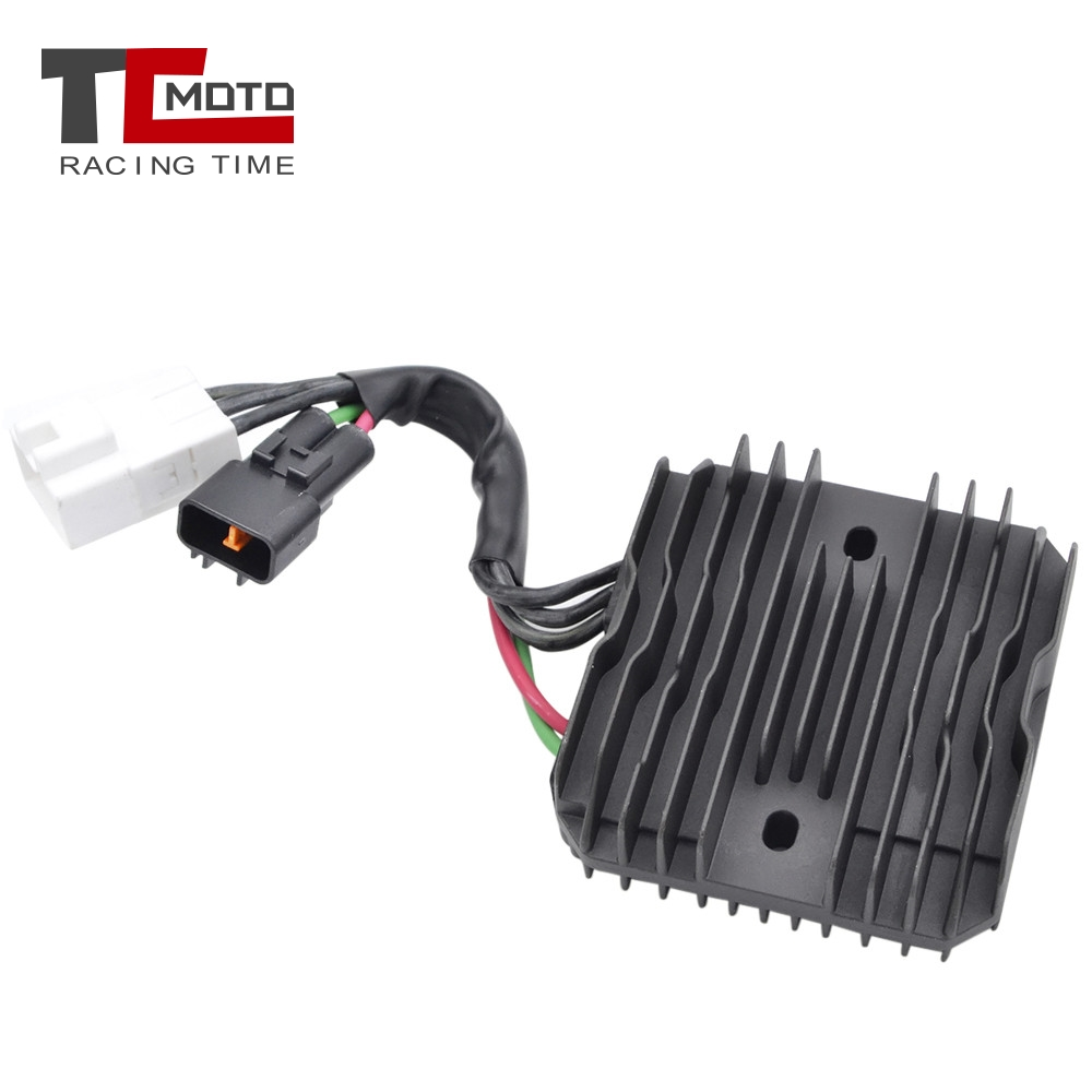Motorcycle Voltage Rectifier Regulator For <font><b>Suzuki</b></font> AN650 Burgman 650 Skywave 650 VLR1800 <font><b>Intruder</b></font> C1800R Boulevard C109R <font><b>VL1500</b></font> image