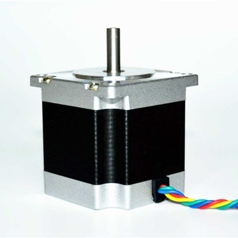Nema 23 Stepper Motor 1.2Nm 3A 57*56 4-wires For CNC Mill Lathe Plasma Router