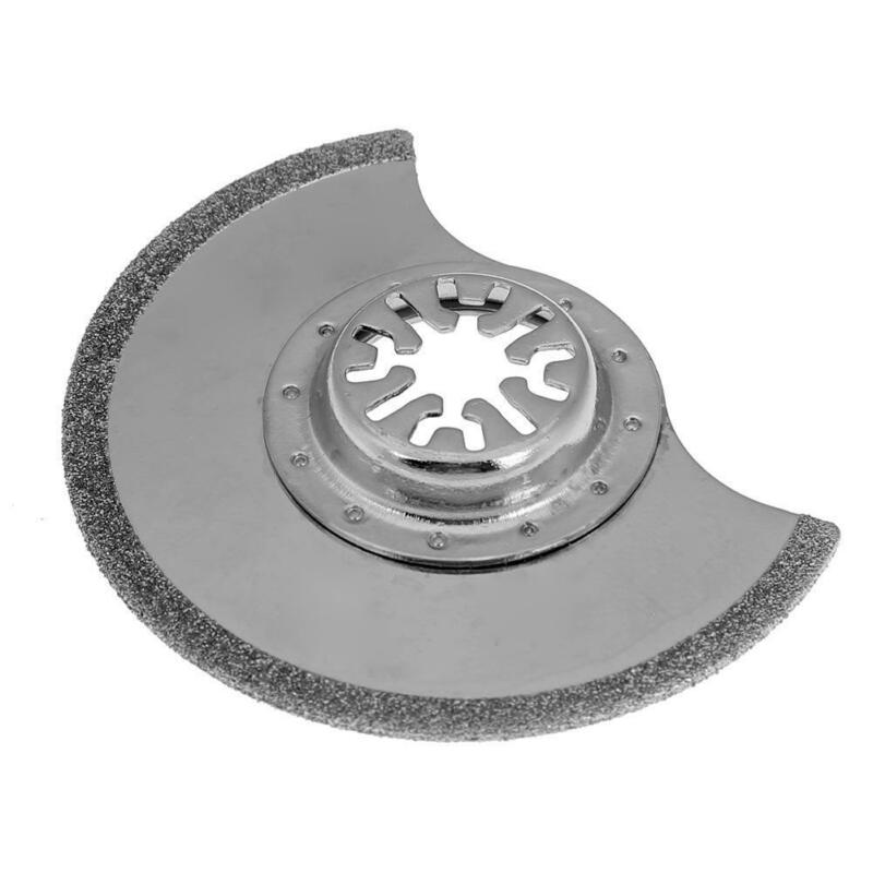 Replacement Saw Disc For Multimaster Woodworking Diamond Oscillating Tool Equipment Industrial Durable