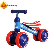 Bicycle-Walker Bike First Baby Toddler Trike Infant Kids New Free for Ages 10-months/To/24-months/..