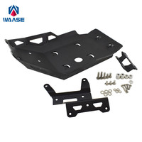 waase For BMW F850GS F850 GS 2018 2019 2020 4.5mm Thickness Stainless Steel Engine Guard Skid Plate Protector
